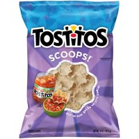 Tostitos Scoops! Original Tortilla Chips, 10 Oz.
