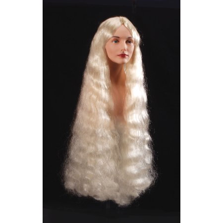 Star Power Long Barbarian Queen Mother of Dragons Wig, Blonde, One Size