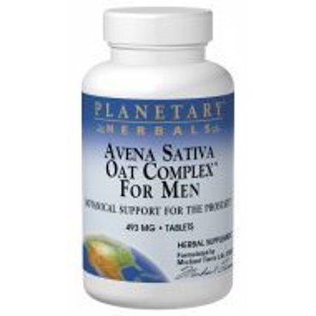 Avena Sativa Oat Complex For Men Planetary Herbals 50 Tabs