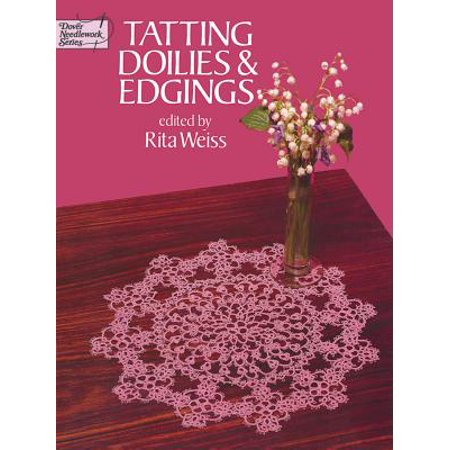 Tatting Doilies and Edgings - Crochet Knitting Doilies