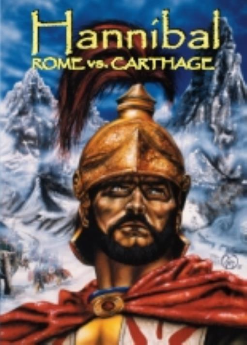 Hannibal Rome vs. Carthage Lightly Used by Avalon Hill
