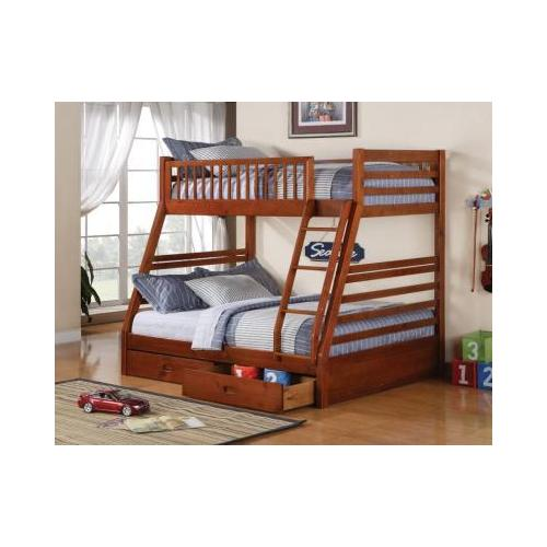 Bunk Bed Twin/Full Bunk Bed