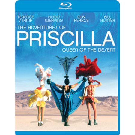 The Adventures Of Priscilla, Queen Of The Desert (Blu-ray) - Movie White Queen