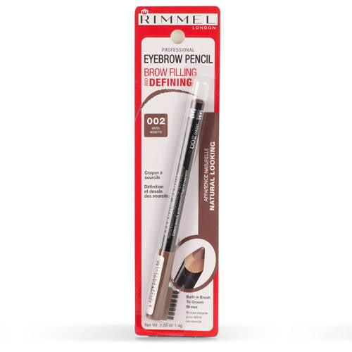 Rimmel Professional Eyebrow Pencil, Hazel