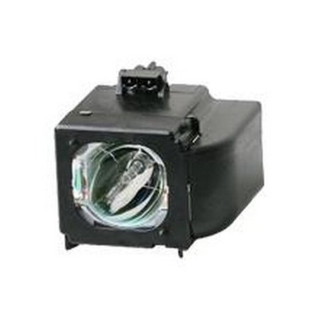 Samsung HL61A650 TV Assembly Cage with High Quality Projector bulb (Samsung Projector Tv Lamp)