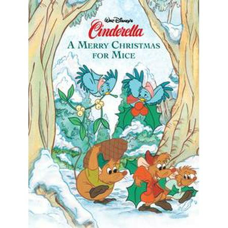 Cinderella: A Merry Christmas for Mice - eBook