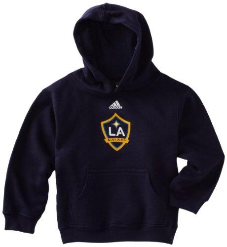 MLS by Outerstuff Bottom Pill Performance Hoodie Charcoal Grey Youth Girls X-Large 16