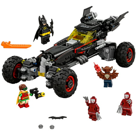 Lego Batman Movie The Batmobile 70905