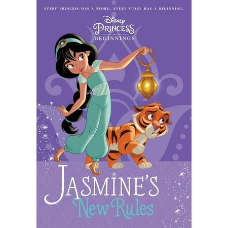 Disney Princess Beginnings: Jasmine's New Rules (Disney Princess) (Paperback) - Jasmin Princess