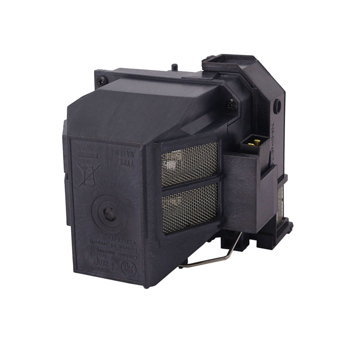 Original Philips Projector Lamp Replacement with Housing for Epson PowerLite 575W - image 1 of 5