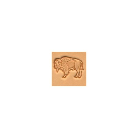 Leather Stamps (Tandy Leather Buffalo Craftool� 3-D Stamp)
