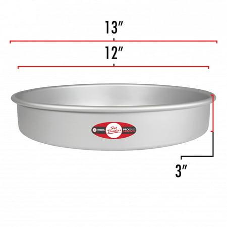 "Fat Daddio's Round Cake Pan, 12"" x 3"" - image 1 de 2"