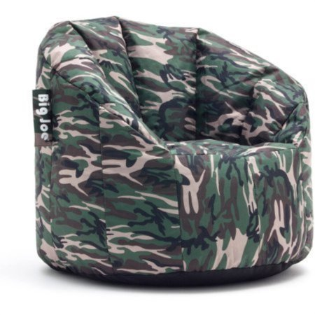 Amazing Big Joe Milano Bean Bag Chair Multiple Colors Provides Ultimate Comfort Great For Any Room Woodland Camo Pabps2019 Chair Design Images Pabps2019Com
