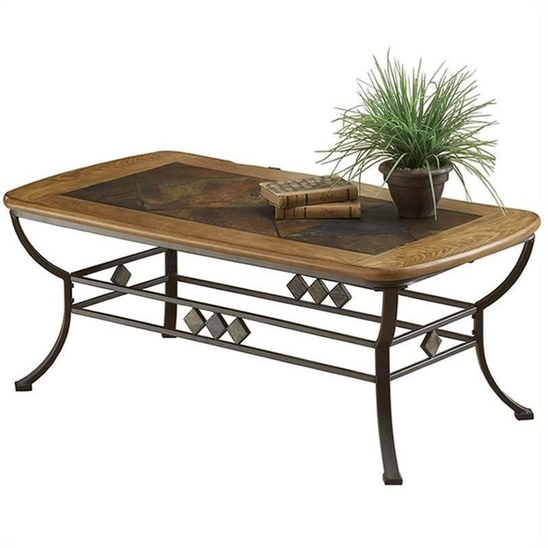 Hillsdale Furniture Lakeview Cocktail Table