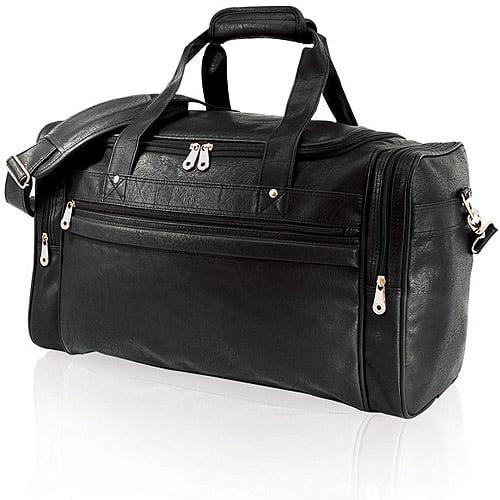 "Sport Travel 21"" Carry-On Duffel Bag, Black"