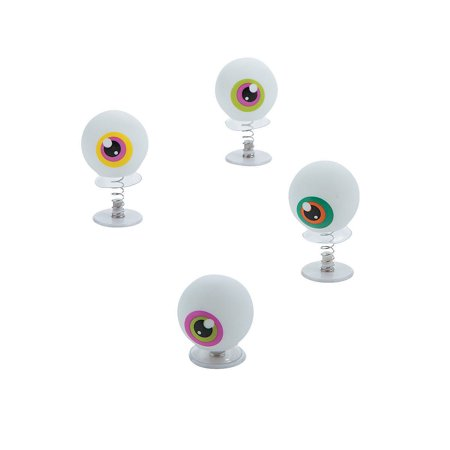 Fun Express - Eyeball PoP-up for Halloween - Toys - Character Toys - Poppers & Pop - Ups - Halloween - 12 Pieces](Scary Halloween Pop Ups)