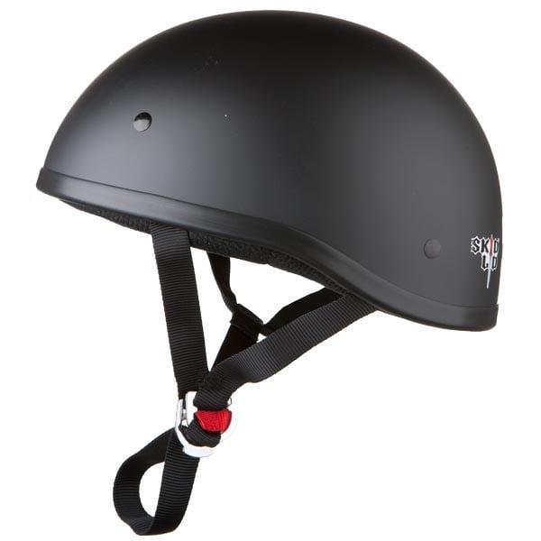 Skid Lid Original Solid Helmet Flat Black