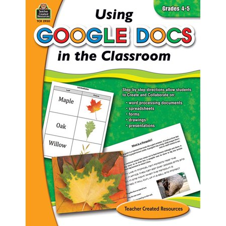 Using Google Docs In The Classroom  Grades 4 5