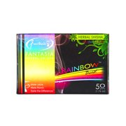 Fantasia Herbal Shisha 50g - Hookah Flavors (RAINBOW BURST)