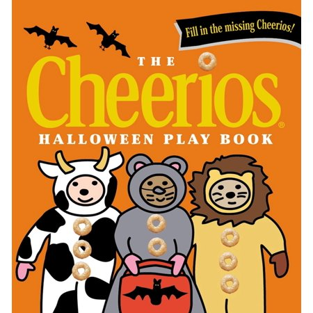 The Cheerios Halloween Play Book (Board Book)](Halloween Plays For School)