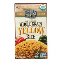 Rice: Lundberg Yellow Rice Mix