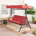 Mainstays Callimont 3 Person Steel Porch Swing