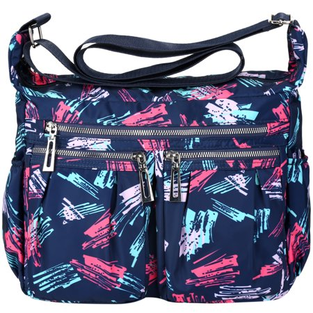 Women Tote Bag Handbag - PU Leather Shoulder Bag Geometric Diamond Lattice Ladies Crossbody Bag with Adjustable Handle And Large Storage, Black Leather Hobo Tote Purse