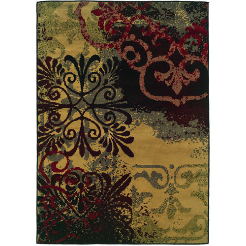 Home Expressions Firedale Area Rug