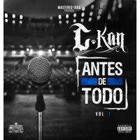 Antes de Todo Vol. 1 (CD) (explicit) (Digi-Pak)