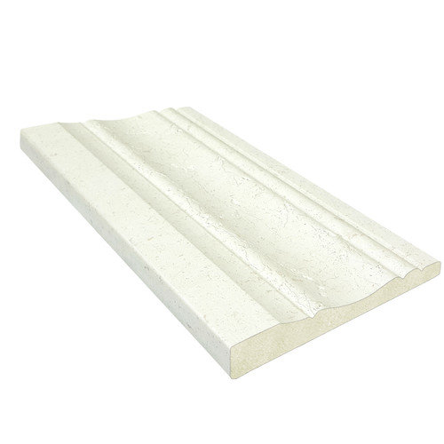 Upcale Designs Upscale Designs 72-inch Polystyrene White ...