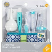 Safety 1st Complete Healthcare Kit, Arctic Blue, 20 pc