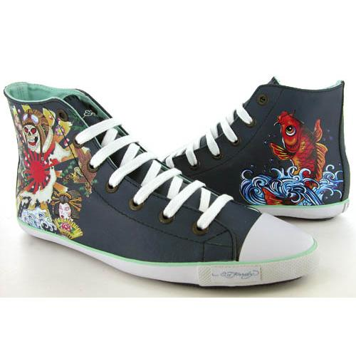 Ed Hardy Shanghai Womens Sneakers Shoes 5