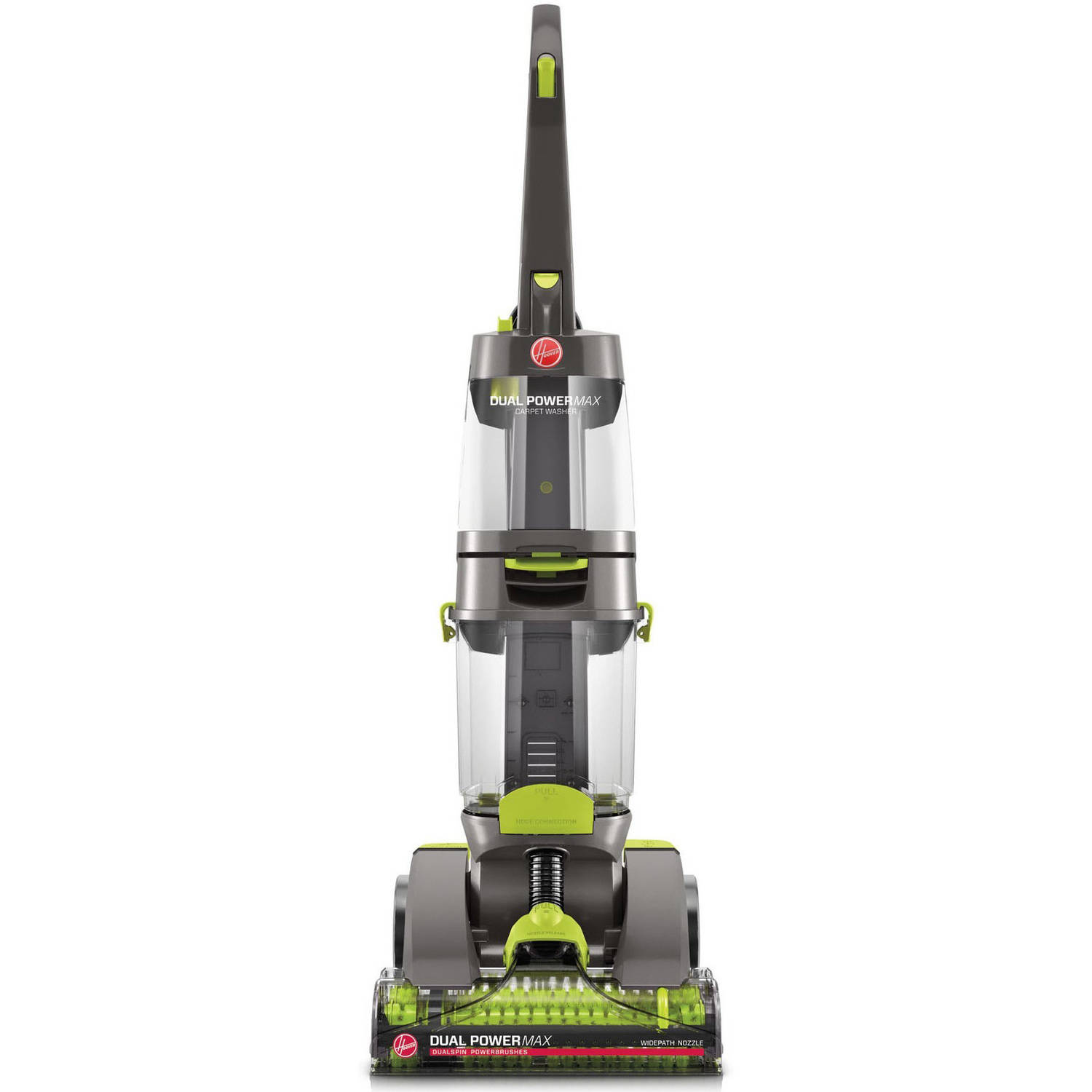 Hoover Dual Power Max Pet Carpet Cleaner w/ Antimicrobial Brushes, FH51001