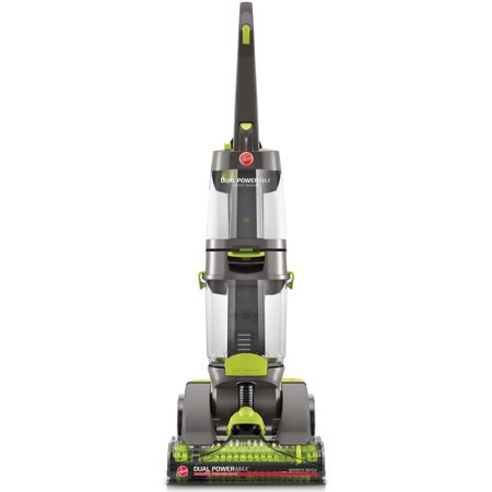 Hoover Dual Power Max Pet Upright Carpet Cleaner, -