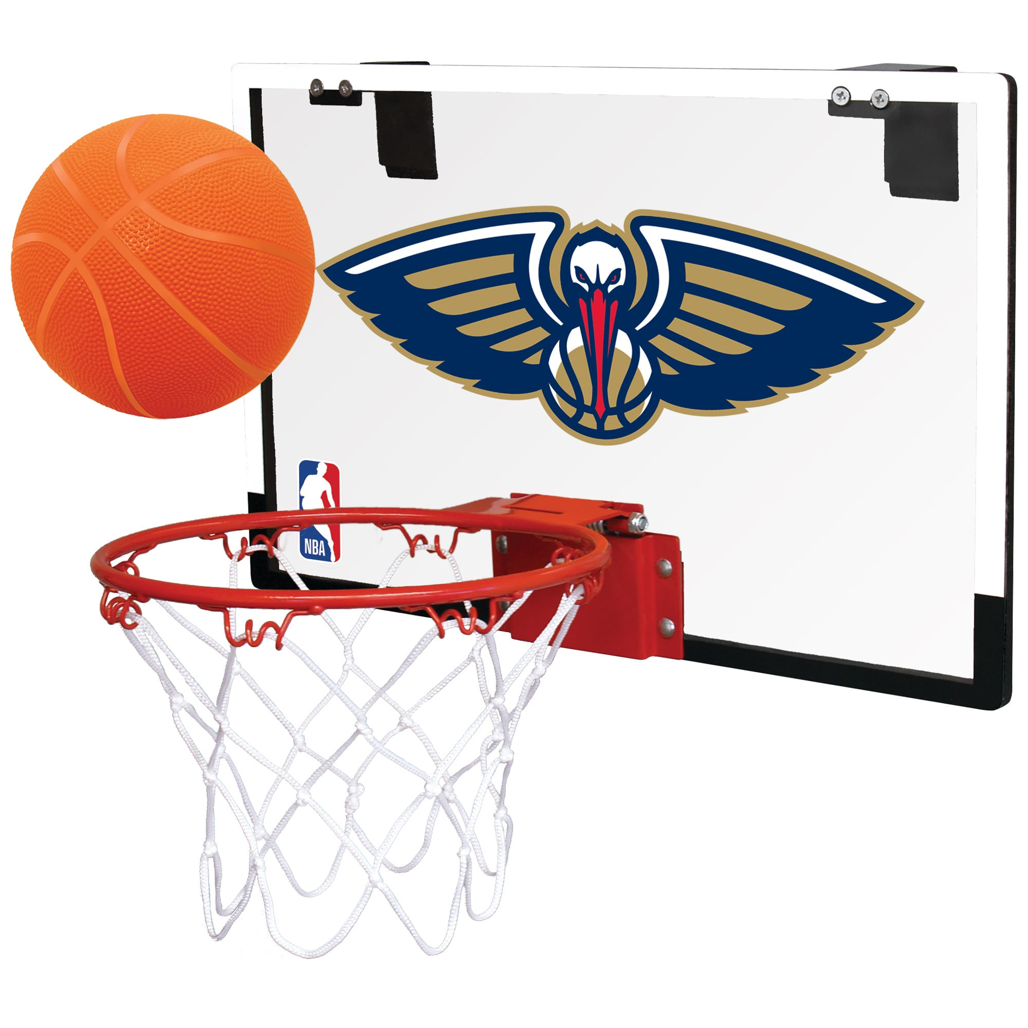 Washington Huskies Mini Basketball and Hoop Set