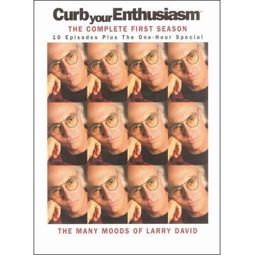 Curb Your Enthusiasm: The Complete First Season (With $5 VUDU Credit) (Full Frame)