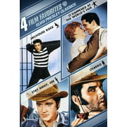 Elvis Presley Classics: 4 Film Favorites by TIME WARNER