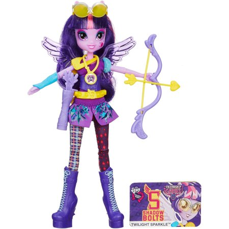 My Little Pony Equestria Girls Twilight Sparkle Sporty Style Archery (Sporty Girl Collection)