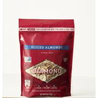 Diamond Almond Sliced 15/6oz