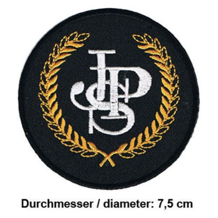 Embroidered Racing (JOHN PLAYER SPECIAL JPS Racing Team Formula 1 F1 Racing 7.5cm Patch Sew Iron on Embroidered)