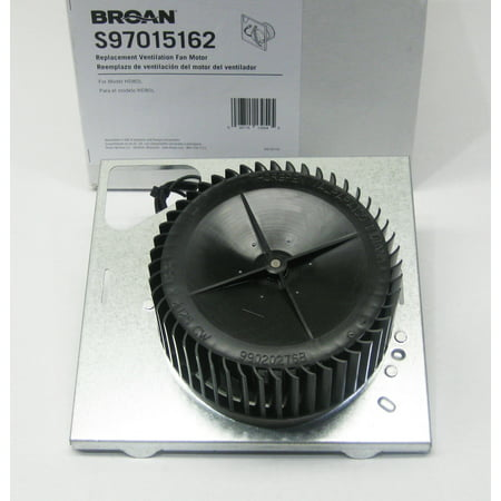 Broan Nutone S-97015162 Motor Blower Wheel for Model HD80 Series ()