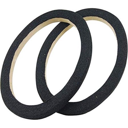 AUDIOP RING69CBK Nippon 6 in. x 9 in. MDF Ring with Black Carpet Pair Packed - image 1 de 1