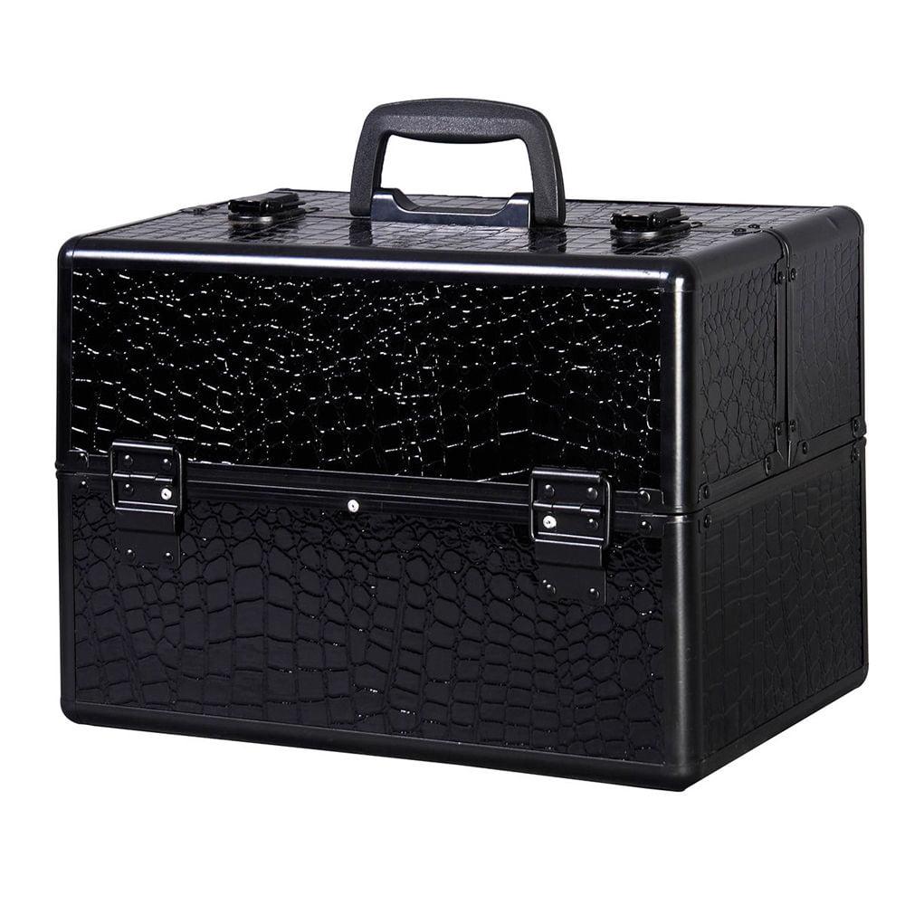 Zimtown Multifunctional Makeup Jewelry Storage Case Organizer Lockable