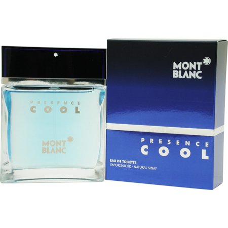 Men's Mont Blanc Presence Cool By Mont Blanc (Mont Blanc Meisterstuck 75 Years Of Passion)