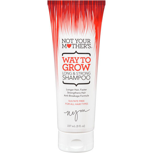 Not Your Mother's Way To Grow Long & Strong Shampoo, 8 Oz