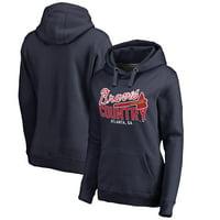 promo code 43dde 8505d Atlanta Braves Sweatshirts - Walmart.com