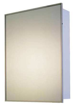 "KETCHAM Surface Mount Medicine Cabinet, Painted White Enamel Steel, 26 Ga., 26""H x... by KETCHAM"