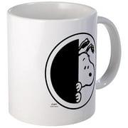 CafePress Sneaky Snoopy Mug Unique Coffee Mug, Coffee Cup CafePress by