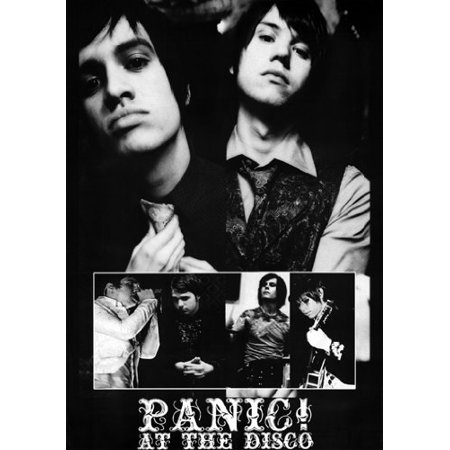 Halloween Disco Poster Ideas (Panic At The Disco Poster Group Cast Collage New)
