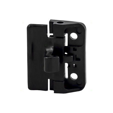 BROCK Center Console Lid Latch Lever Black Replacement for Toyota Pickup Truck SUV Van 58908-32040